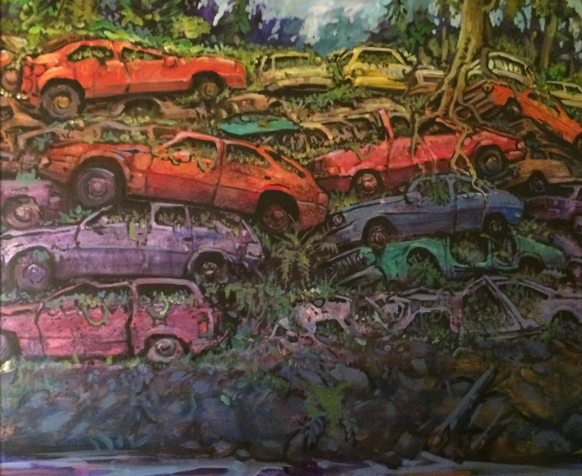 Decay live art