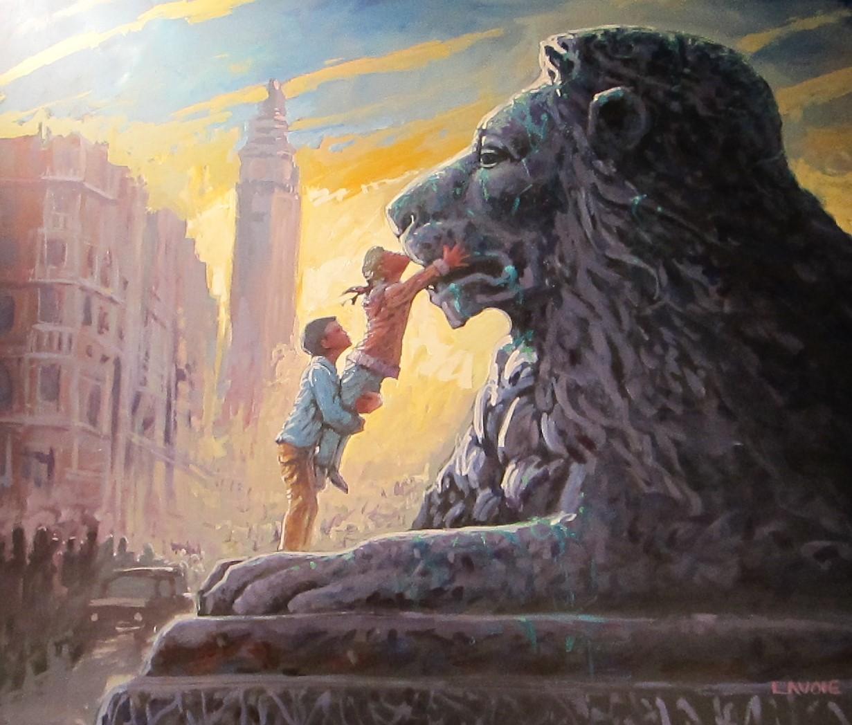 The Lion KIng Live Art