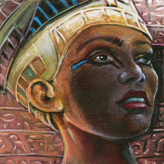 Neferneferuaten Nefertiti was an Egyptian queen and the Great Royal Wife of Akhenaten, an Egyptian Pharaoh. born 1370 BC