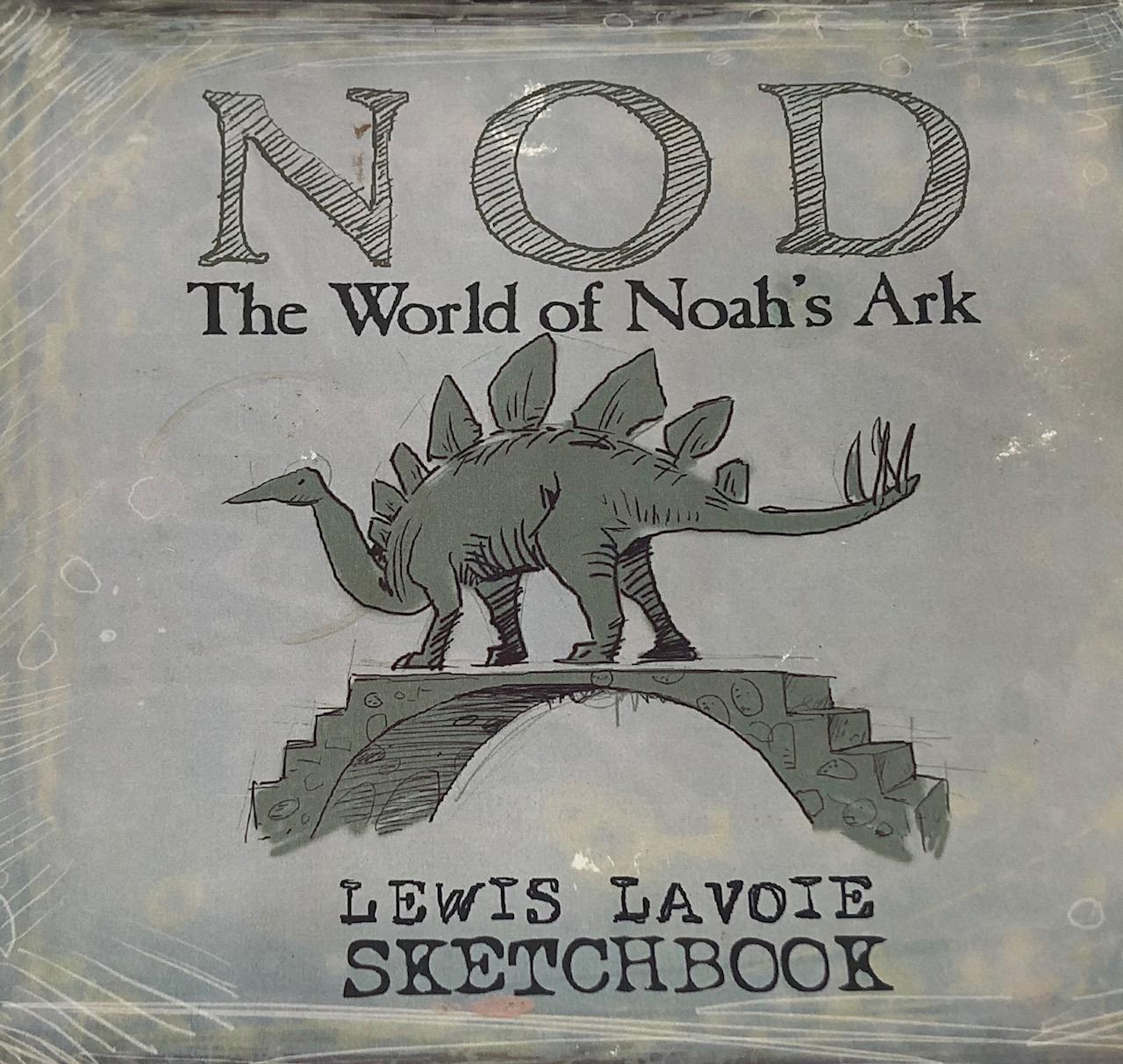 Land of Nod Sketchbook 2002
