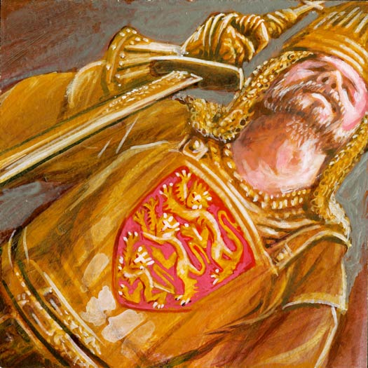 Richard the Lionheart (1157 – 1199) King of England