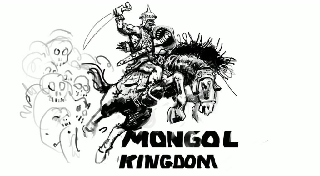 King of Kings Episode 3 the Mongol Kingdom