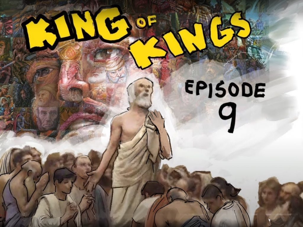 King of Kings episode 9 Jesus' Kingdom
