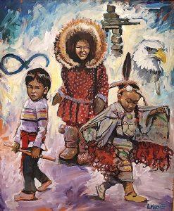 Aboriginal Head Start Live Art